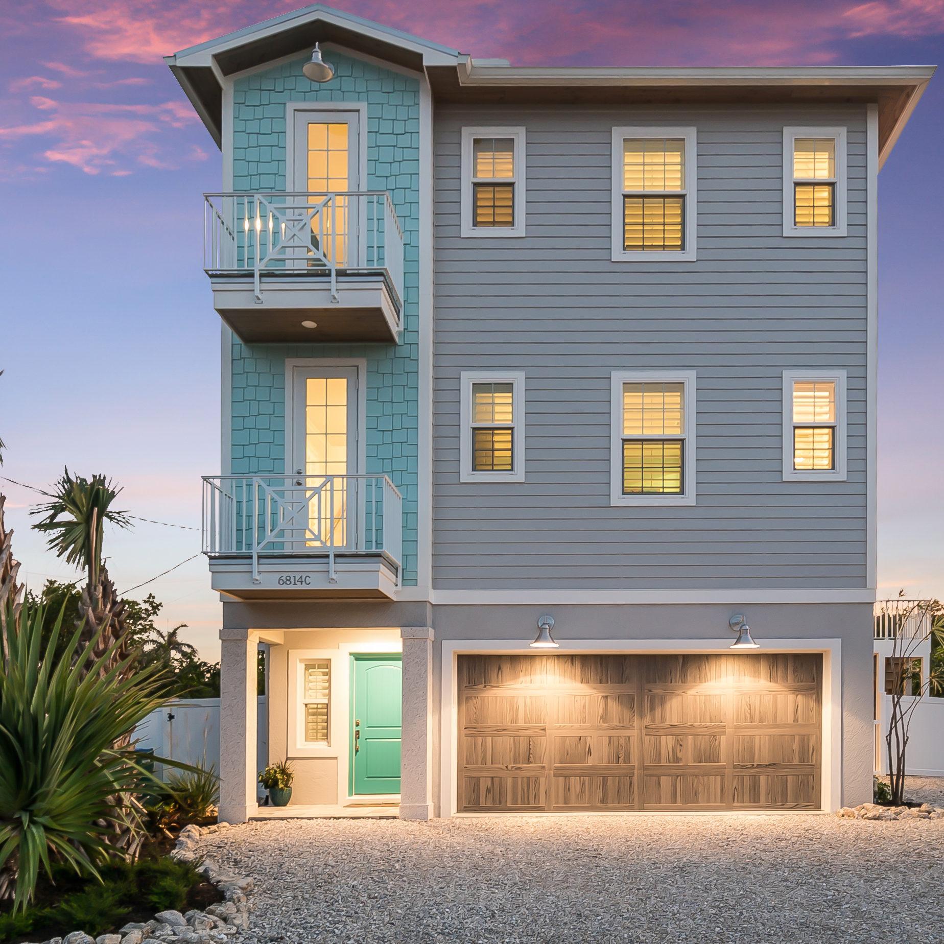 Beach House Anna Maria Island: Interior Design And Home Staging