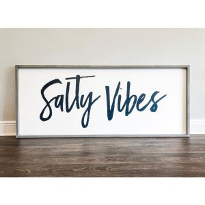 salty vibes square