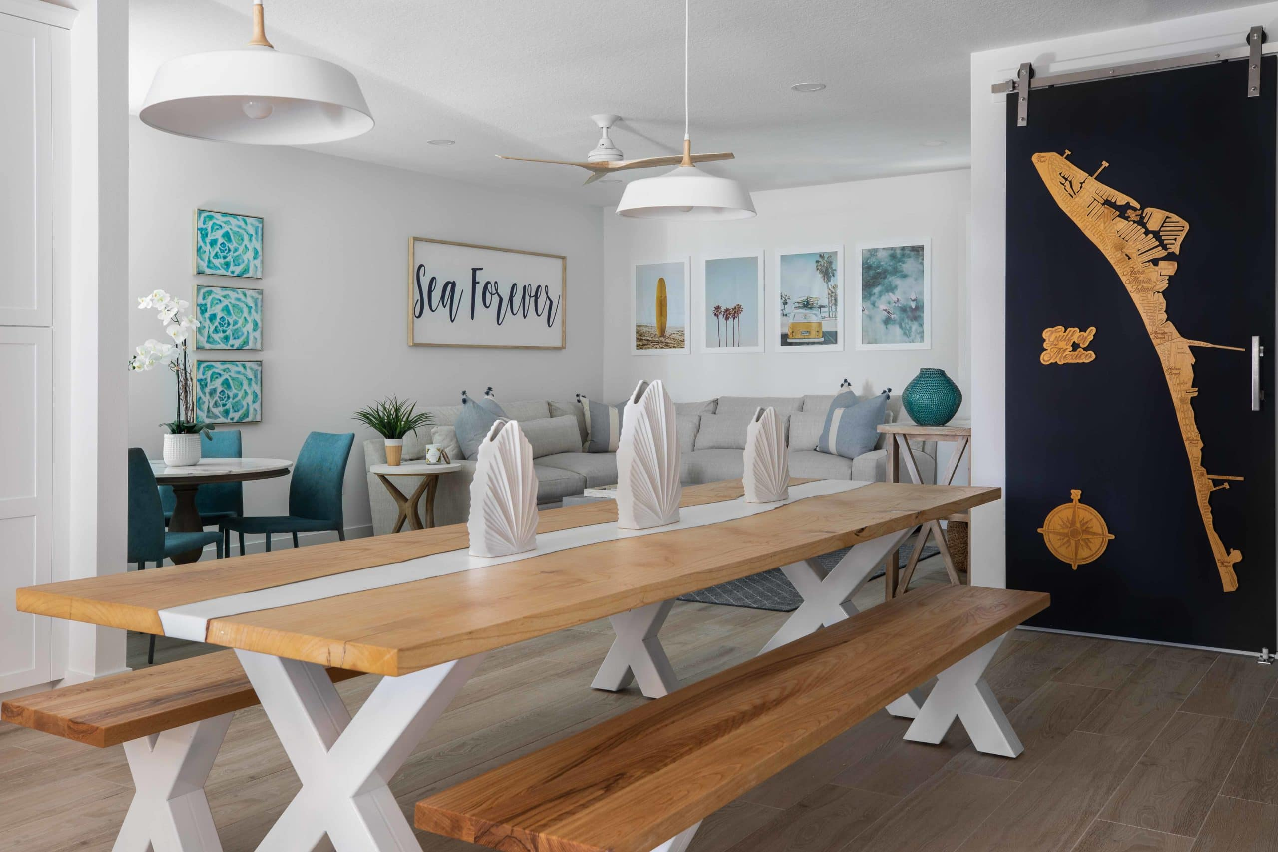 SEA FOREVER BEACH HOUSE DINING