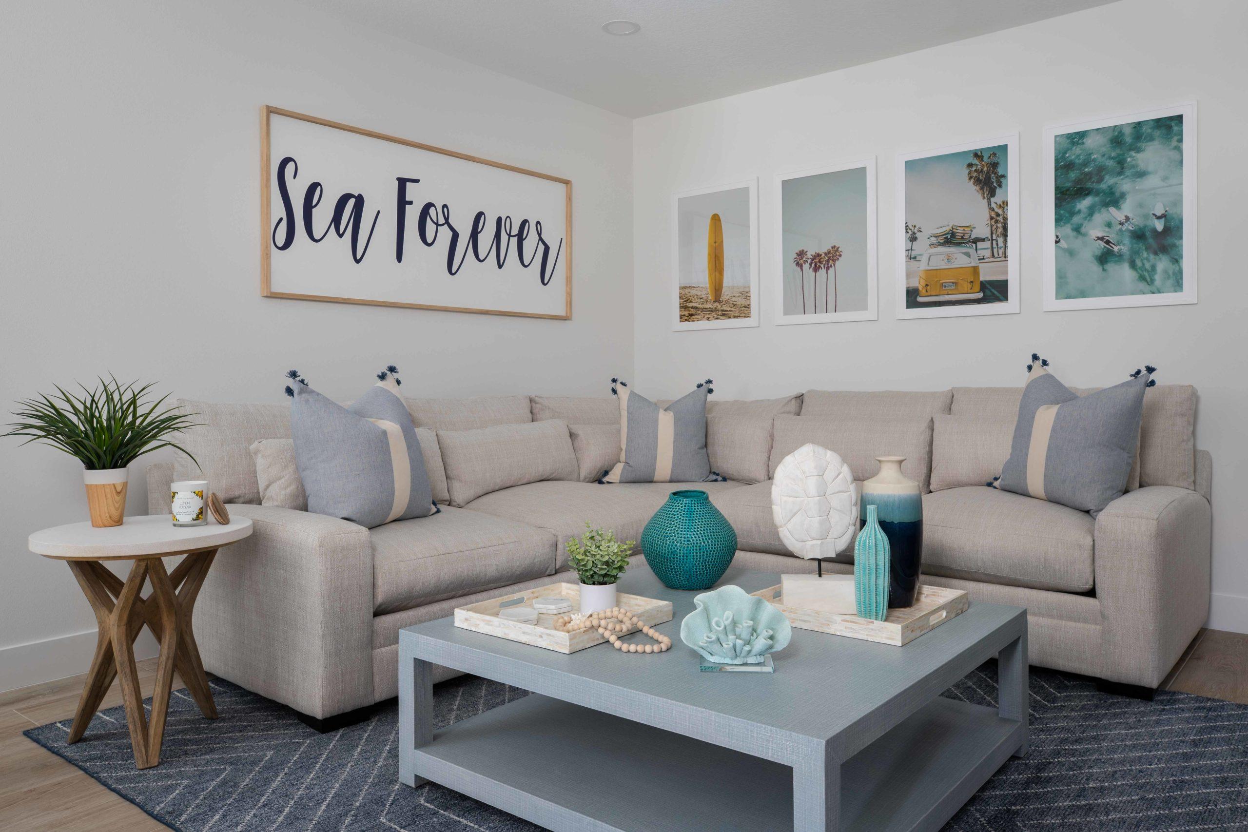 SEA FOREVER BEACH HOUSE LIVING